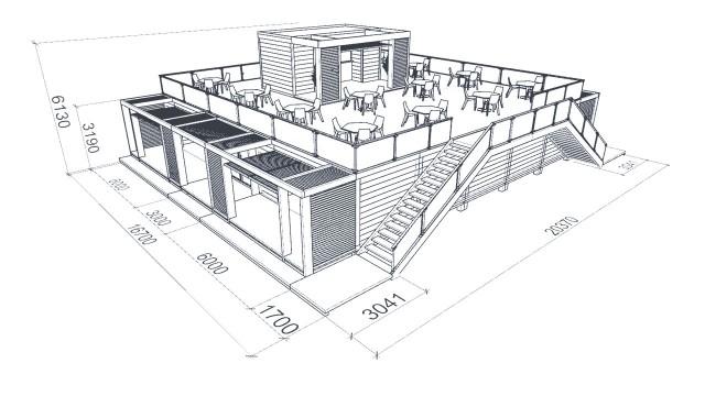 Cafe-Store-plan